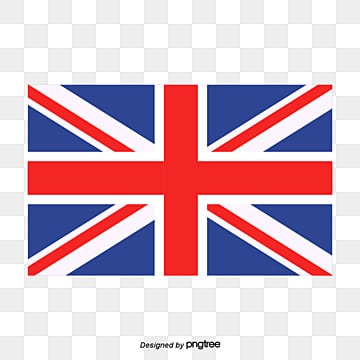 Vector British Flag Pattern Design PNG And