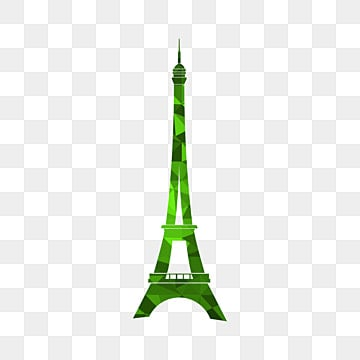 Paris Eiffel Tower Seal PNG Image And Clipart