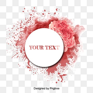 Vector text background graphics