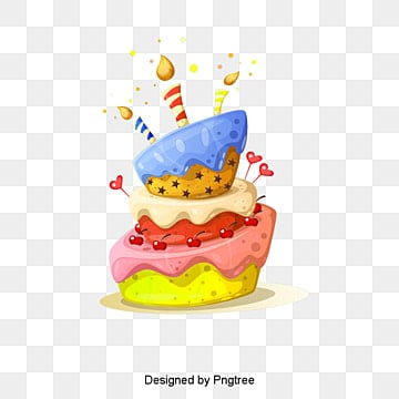happy birthday, Happy Birthday, Cake, Candle PNG and PSD