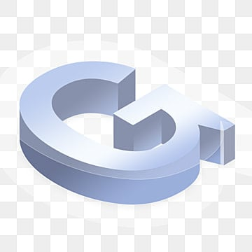 Letter G Clipart Gradient Good Looking PNG Image And
