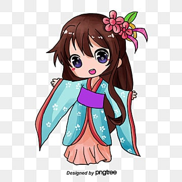 Anime Girl Png Vectors Psd And Clipart For Free Download Pngtree