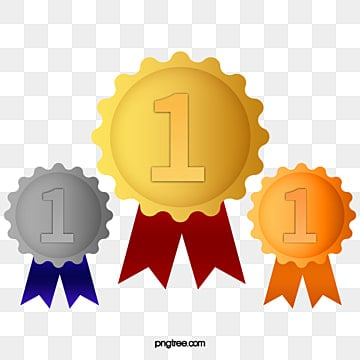 Download gold medal clipart png photo   TOPpng