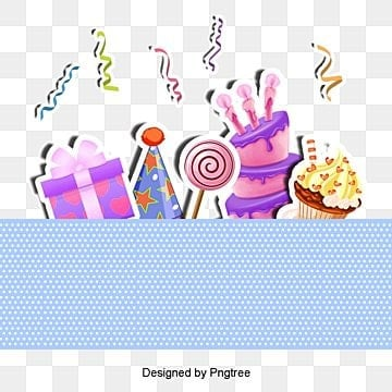 birthday decoration holiday decorations birthday cake candle gift vector, Birthday Decoration, Holiday Decorations, Birthday Cake PNG and PSD