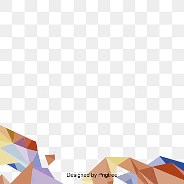 Colorful irregular border, Bright, Frame PNG and PSD
