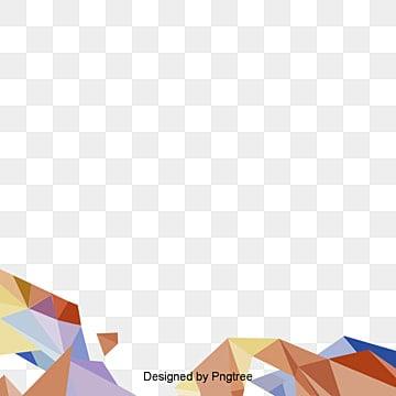 Colorful irregular border Free PNG and PSD