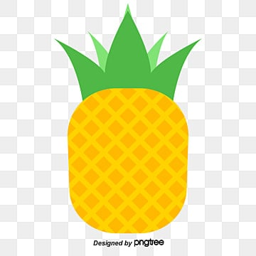 Pineapple Vector Png, Vector, PSD, and Clipart With ...