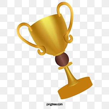 Trophies Gold Taobao Material PNG And PSD
