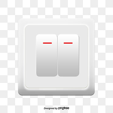 Switch Light Energy Saving Illumination PNG And PSD