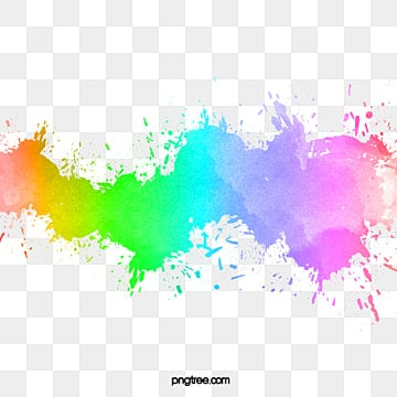 Water-color ink Free PNG and PSD