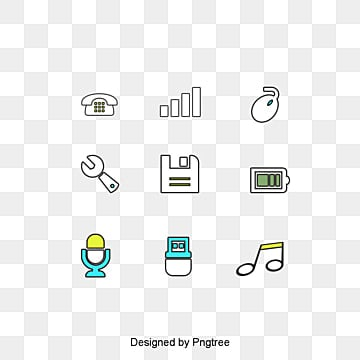 icon, Simple, Interface, Push Button PNG and PSD