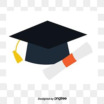 Gorro de graduación y rollSombrero De Graduacion PNG Imagen Y Clipart 499d2c5d11a