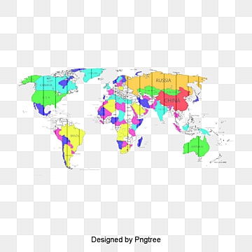 World map png vectors psd and clipart for free download pngtree color map of the world map world map business png and psd gumiabroncs