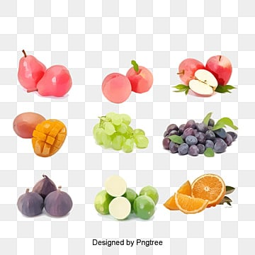 fruit Free PNG and PSD