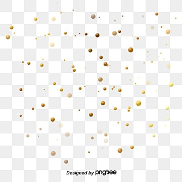 gold confetti png vectors psd and clipart for free