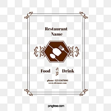 Restaurant Logo Png, Vector, PSD, and Clipart With
