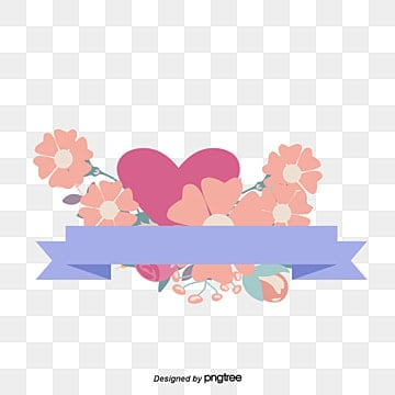 Wedding label, Wedding Flowers, Wedding Hearts, Invitation Card PNG and Vector