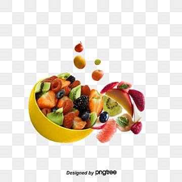 Salada De Frutas Png Images Vetores E Arquivos Psd Download