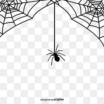العنكبوت العنكبوت, نسيج العنكبوت, العنكبوت, هالوينPNG صورة