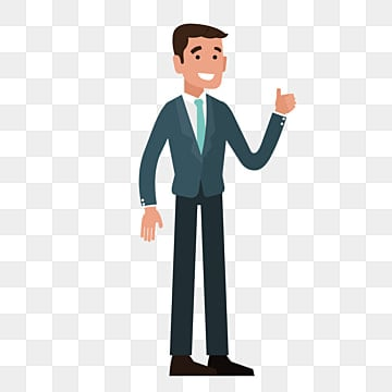 Person transparent background. Businessman png images download