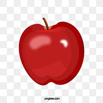 Apple kind, Red Apple, Fruit, Christmas Eve PNG Image