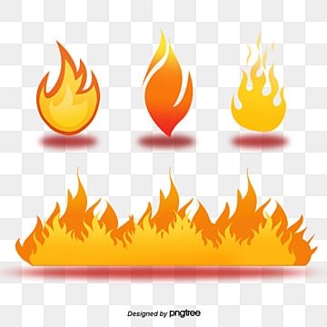 Fire cool, Fire, , Fire Color PNG and PSD