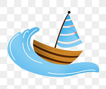 Old Wooden Boat PNG Image