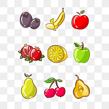 Fruit And Vegetable Png Images Vectors And Psd Files