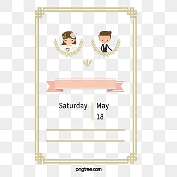 Wedding Invitation Vector Free Download Card