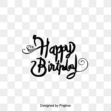 Happy Birthday PNG Images Download 3988 Resources With