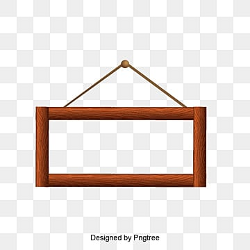 wooden frames frame wood simple png and vector - Wooden Photo Frames
