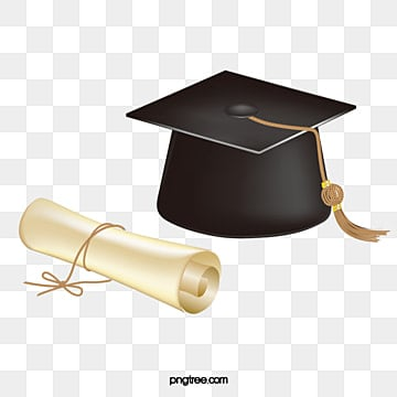 Graduation Cap Png, Vector, PSD, and Clipart With