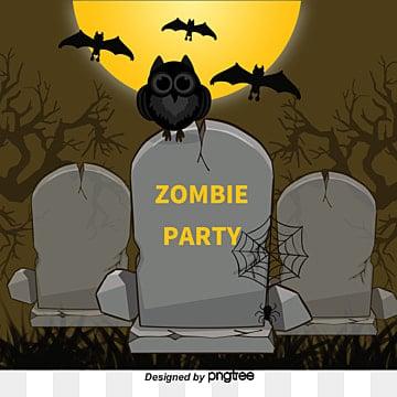 Halloween, Halloween Country, Citrouille, HibouPNG et vecteur