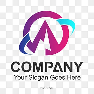 Corporate image logo, Unity, Abstract, Company Logo PNG and PSD