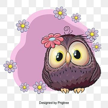 Vector cute owl, Cute Owl, Cartoon Owl, Vector Owl PNG and Vector