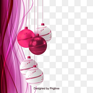 Golden rays, Golden Bow, Red Christmas Ball, Gold Pattern PNG and Vector