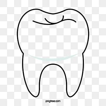 Desenhos Animados Dos Dentes Png Images Vetores E Arquivos Psd