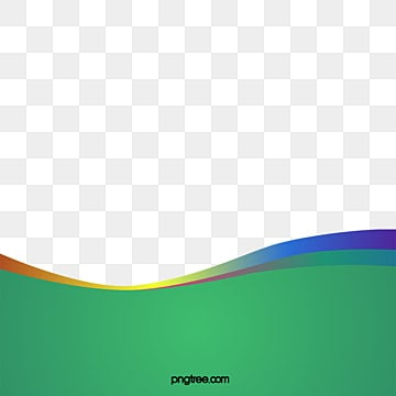 colorful dynamic wave pattern green bright ripple png and vector