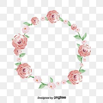 Circulo Flores Png Images Vetores E Arquivos Psd Download Gratis