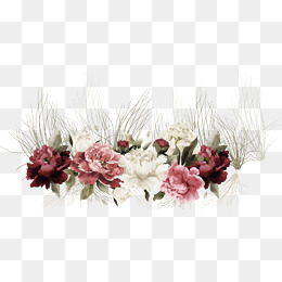 Invitation de mariage de décoration florale, Esthétique, Vecteur, FleurPNG et vecteur