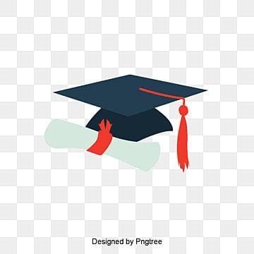 El Dr Gorro de graduación de los encuestadosLa Graduación De PNG Y PSD f857d32ef98