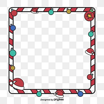 Christmas Border Png Images Vectors And Psd Files Free Download