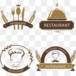 Restaurant restaurant logo vector material
