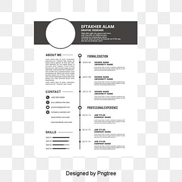 O modelo Preto., Curriculum Vitae, Stencil, Black TemaPNG e PSD