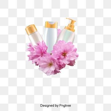 Sakura cosmetics, O Produto, Flor De Cerejeira, CosméticosPNG e PSD