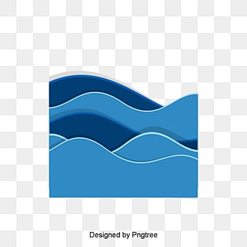 Blue Water Waves Png Images Vectors And Psd Files Free Download On Pngtree