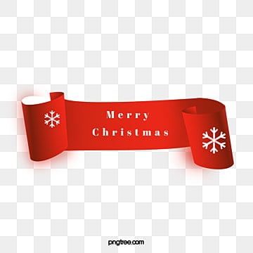 Crimping Merry Christmas banner Vector, Crimping Merry Christmas Banner Vector, Merry Christmas Banner, Merry Christmas WordArt PNG and Vector