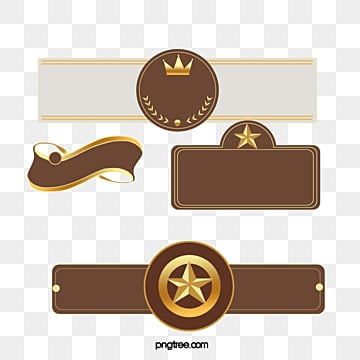 Creative Leather banner vector material, Brown, Cuero, Creative  PNG y Vector
