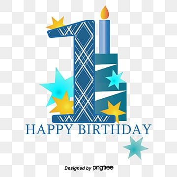 First Birthday Png Vector Psd And Clipart With