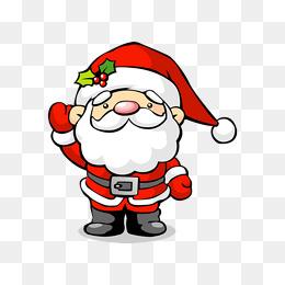 Santa claus clipart - Santa Claus, Cartoon, Christmas, transparent clip art
